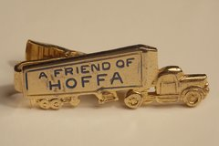 Trucking Tie Clip – A Friend of Hoffa
