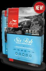 Orijen Six Fish 13#