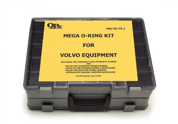 Volvo Industrial O Ring Kit Service Supply America