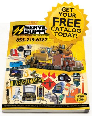 Catalog Request | Service Supply America