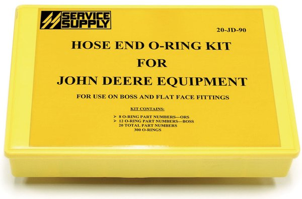 John Deere Hose End O Ring Kit Service Supply America