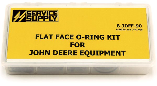 John Deere Flat Face O Ring Kit Service Supply America