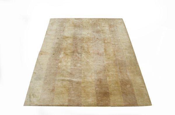Persian Style Silk Area Rug
