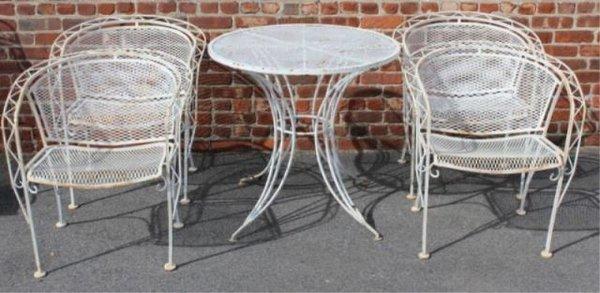 Vintage Iron Outdoor Furniture