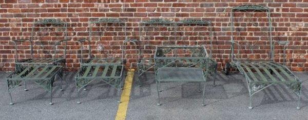 Vintage Salterini Garden Furniture
