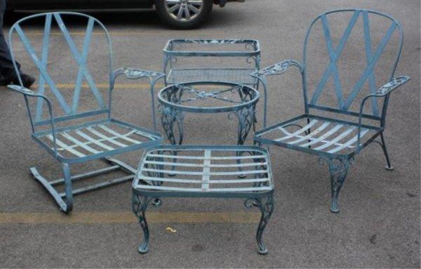 Woodard Vintage Outdoor Furniture