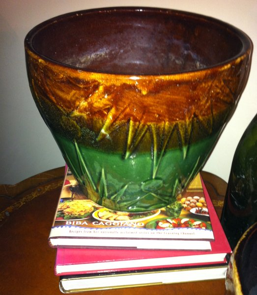 Arts & Crafts McCoy Jardiniere Planter Pottery