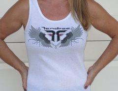 Women's - Shirt - Rendirse - Tank White