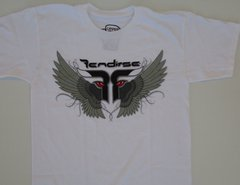 Shirt - Rendirse - T-Shirt - Eagle White