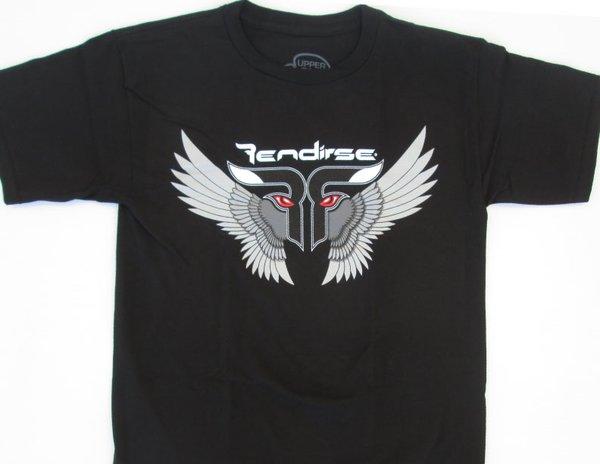 Shirt - Rendirse - T-Shirt - Eagle Black