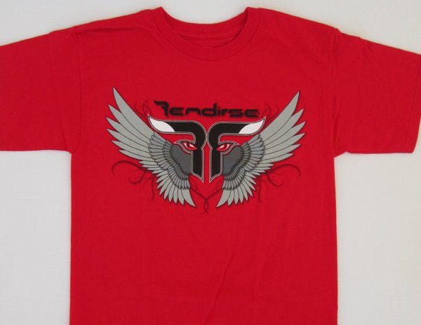 Shirt - Rendirse - T-Shirt - Eagle Red