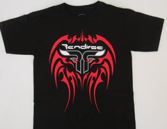 Shirt - Rendirse - T-Shirt - Tribal Black
