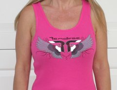 Women's - Shirt - Rendirse - Tank Pink