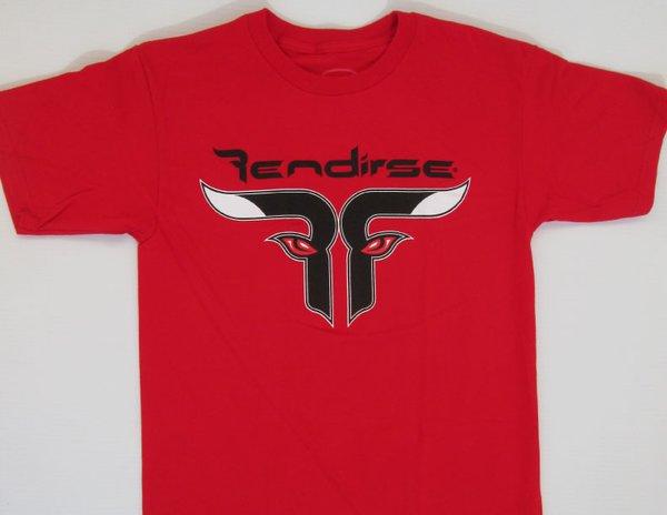 Shirt - Rendirse - T-Shirt - Logo Red