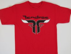 Shirt - Rendirse - T-Shirt - Logo Red