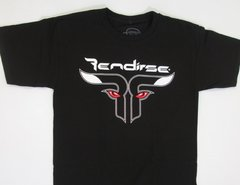 Shirt - Rendirse - T-Shirt - Logo Black