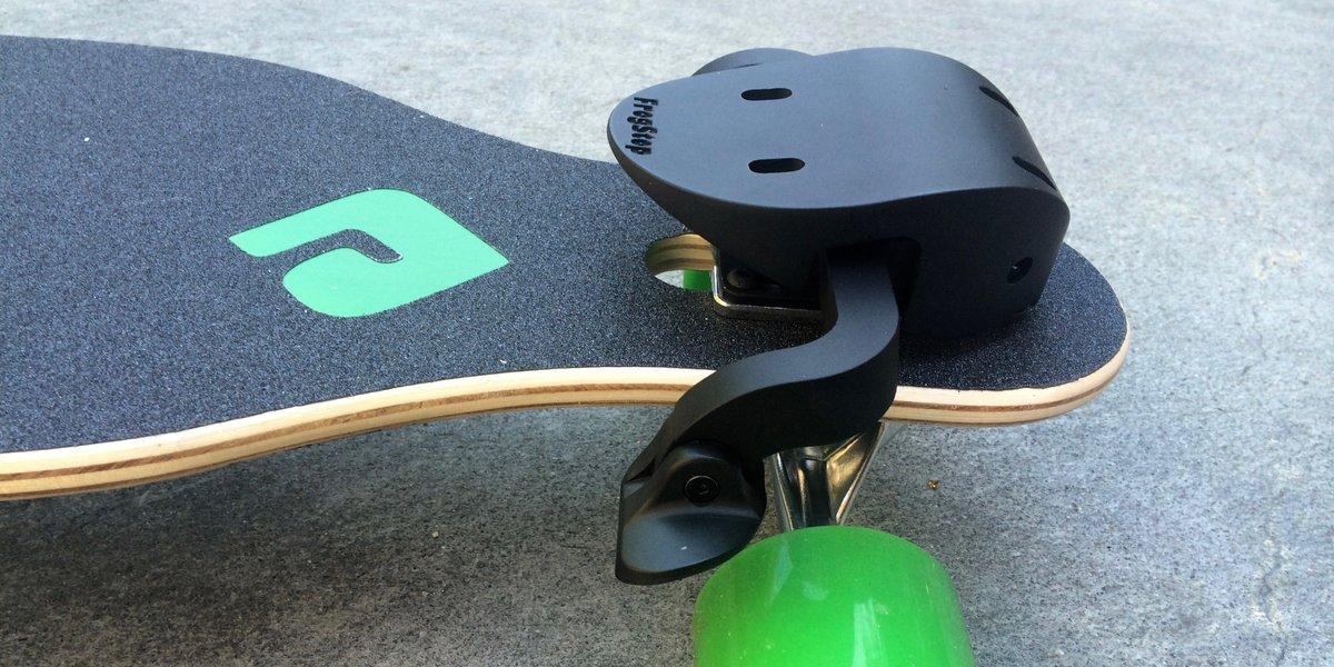 Mingo Skateboarding Frogstop Skateboard Brake For Longboards