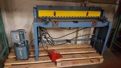 Used Tennsmith/Roper 52″ x 16ga Hyd. Shear