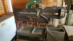 Used Maytool, Model MTC 42DV3/4, Circle Shear 42 x 16ga