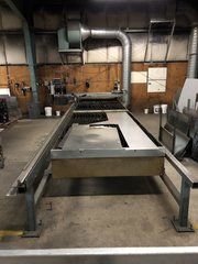 Used Vulcan 2000 Dual Table Plasma Cutter