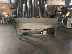 Used Chicago 8' X 16 Gauge straight brake