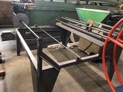 Used Duro Dyne Insulation cutter 5ft wide