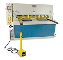 Baileigh Heavy Duty Metal Cutting Shear SH-5203-HD-NC