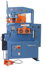 New Scotchman 5014-ET, 50 ton Ironworker