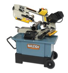 Baileigh Horizontal and Vertical Band Saw BS-712MS