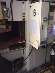 Used Chowel 150 KVA 480 VAC Welcom II spot welder
