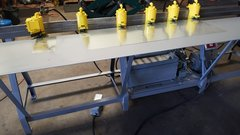 Used Lockformer 10ft Duct Notcher S&D