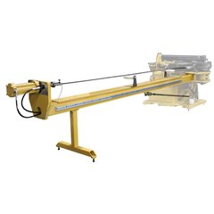 BAILEIGH MB4X2-10 MANDREL TABLE FOR MB-4X2 (10')