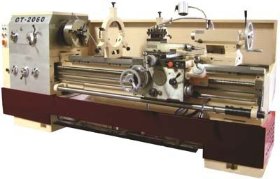Gmc Heavy Duty Precision Gap Bed Lathe With 4 1 8 Quot Spindle