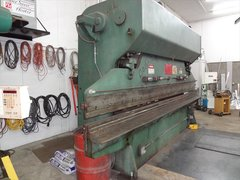 Used Chicago 18' X 150 Ton Mechanical Press Brake