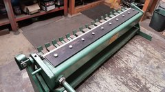 Used Tin Knocker No. 30 Cleat Bender