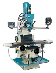 Baileigh Vertical Mill VM-1258-3