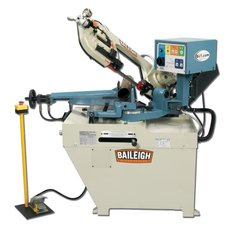 Baileigh Semi-Auto Bandsaw BS-260SA
