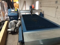 USED BAILEIGH CNC PLASMA TABLE PT-510HD