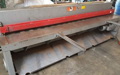 Used Roper Whitney 10M14 Mechanical Shear