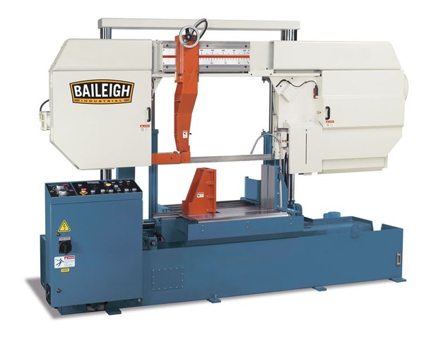 Baileigh Horizontal Band Saw Bs 700sa New And Used Machinery