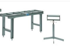 ELLIS SINGLE STOCK SUPPORT STAND WITH ONE ROLLER MOVABLE