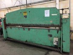 Used Roto-Die Hydraulic Bender Press Brake Mdl 15-12