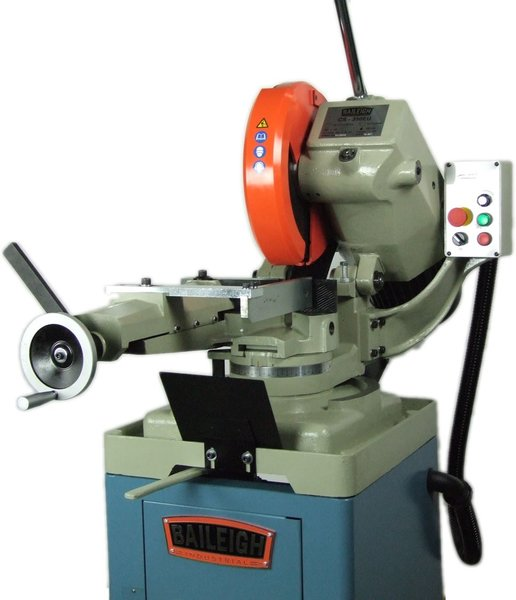 Baileigh Circular Cold Saw Cs 350eu New And Used Machinery