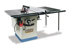 BAILEIGH ENTRY LEVEL CABINET SAW TS-1040E-50