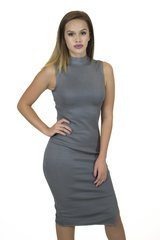 Margua Silver Bandage Dress