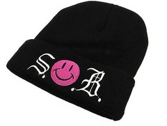 Smiley Face Beanie