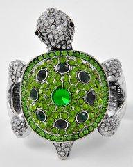 Rhinestone Turtle