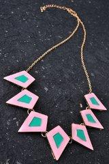 Pink Enamel