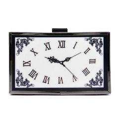 Clock Style Evening Bag