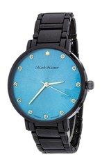 Blue Crystal Dial Fashion Watch
